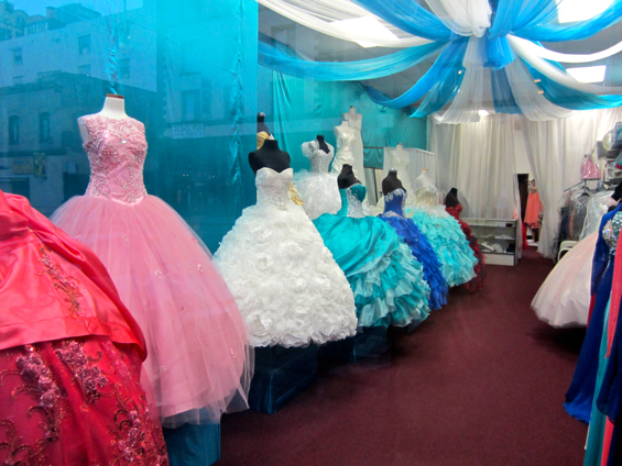 quinceanera dresses in downtown los angeles